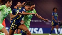 VfL Wolfsburg erneut von Olympique Lyon geschlagen