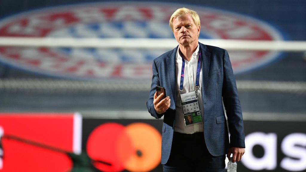 Oliver Kahn und der FC Bayern gehen auch in diesem Jahr auf virtuelle Weltreise