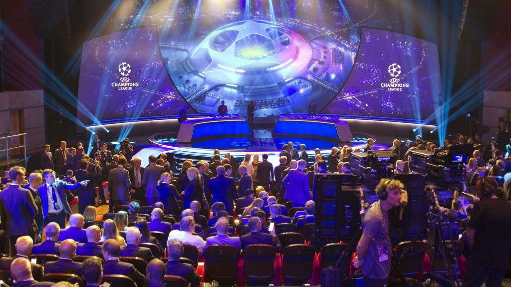 In Genf wurden die Champions-League-Gruppen ausgelost