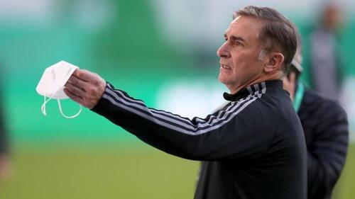 Stefan Kuntz und sein Team dürfen wieder hoffen