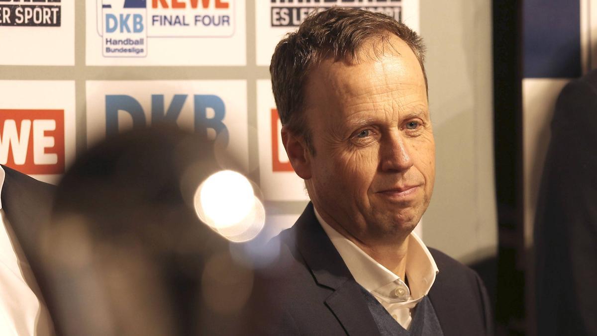 Frank Bohmann befürchtet im deutschen Handball eine Existenzkrise