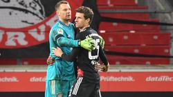 Manuel Neuer und Thomas Müller fühlen sich beim FC Bayern pudelwohl