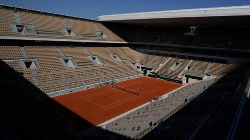 Der Start der French Open wird verschoben
