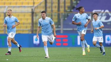 La Lazio es sexto en la tabla del Calcio.