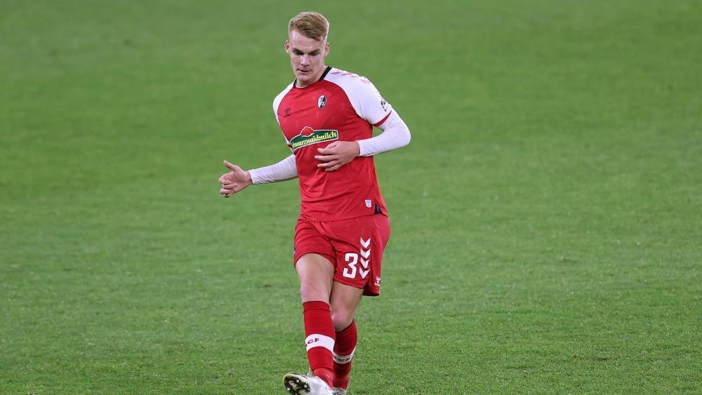 Philipp Lienhart bleibt dem SC Freiburg erhalten