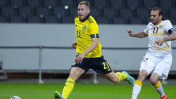 Dejan Kulusevski ist zurück im schwedischen Kader