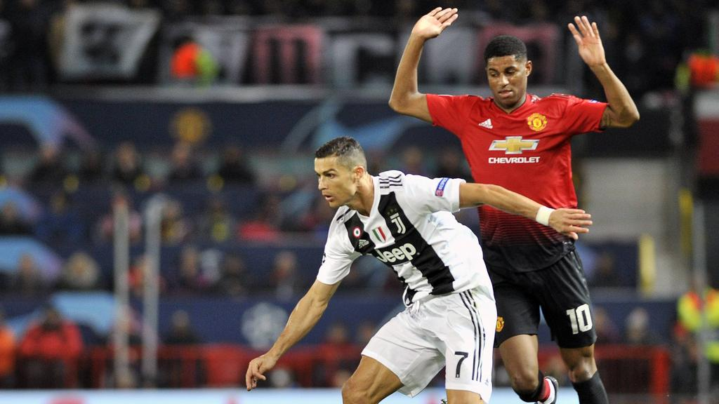 Cristiano Ronaldo vs. Marcus Rashford (23.10.2018)