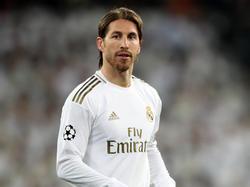 Sergio Ramos no volverá a vestir de blanco.
