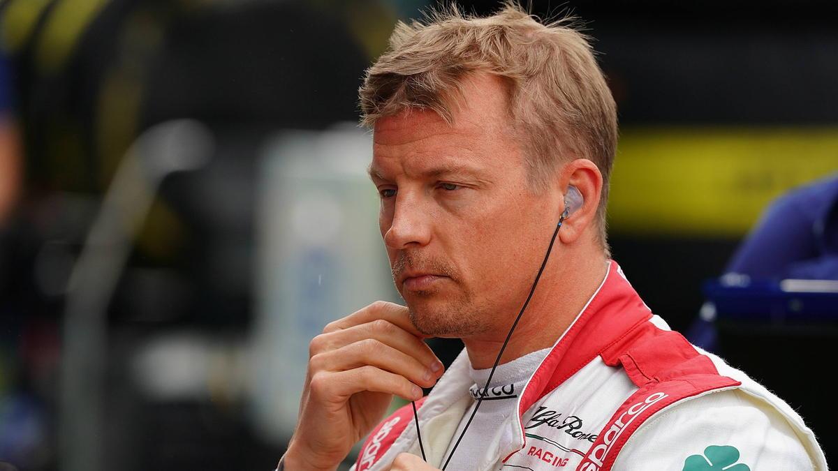 Kimi Räikkönen fährt seit 2001 in der Formel 1