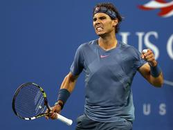 Nadal triumphiert erneut