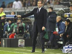 Massimiliano Allegri hat sich mit Juventus wieder eindrucksvoll zurückgekämpft