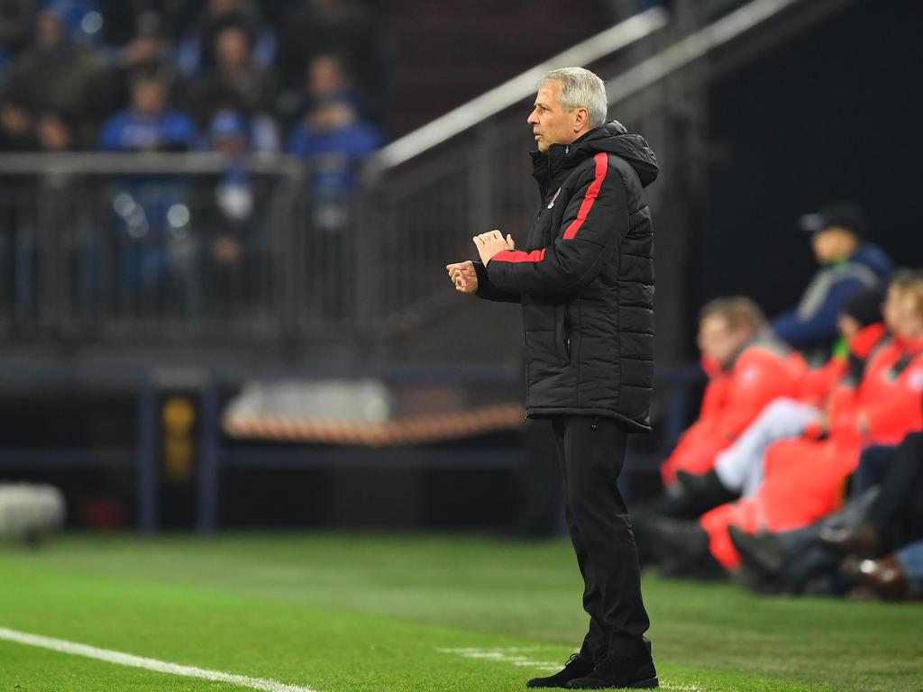 Lucien Favre unterschreibt beim BVB bis 2020