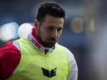 Claudio Pizarro en una imagen de este mes de febrero. (Foto: Getty)