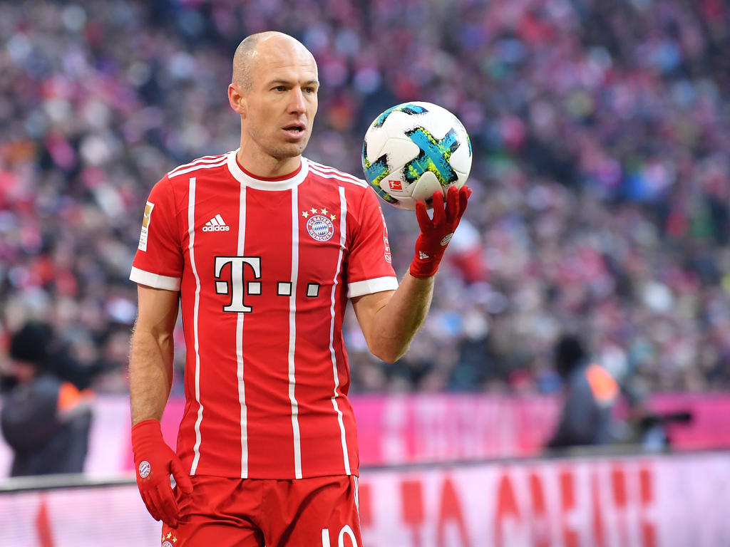 Arjen Robben fehlt dem FC Bayern in Istanbul