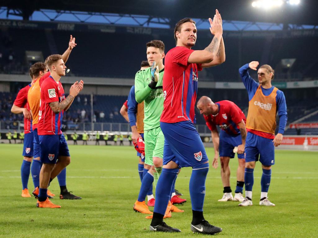 Der KFC Uerdingen ist zurück im Profifußball