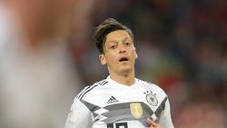 Mesut Özil spielt nicht mehr länger für den DFB