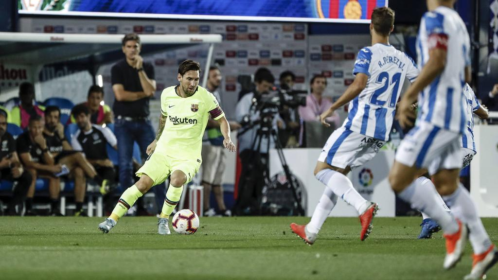 Primera División » Noticias » Messi cumple 700 partidos de azulgrana ed91559d6c6