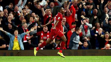 Daniel Sturridge sorgte für den späten Ausgleich des FC Liverpool