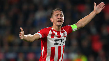 Bitterer Abend für Luuk de Jong und PSV Eindhoven