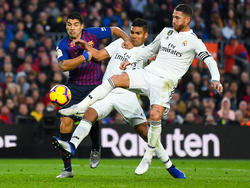 El Real Madrid quiere vengarse de la goleada de la ida en casa. (Foto: Getty)