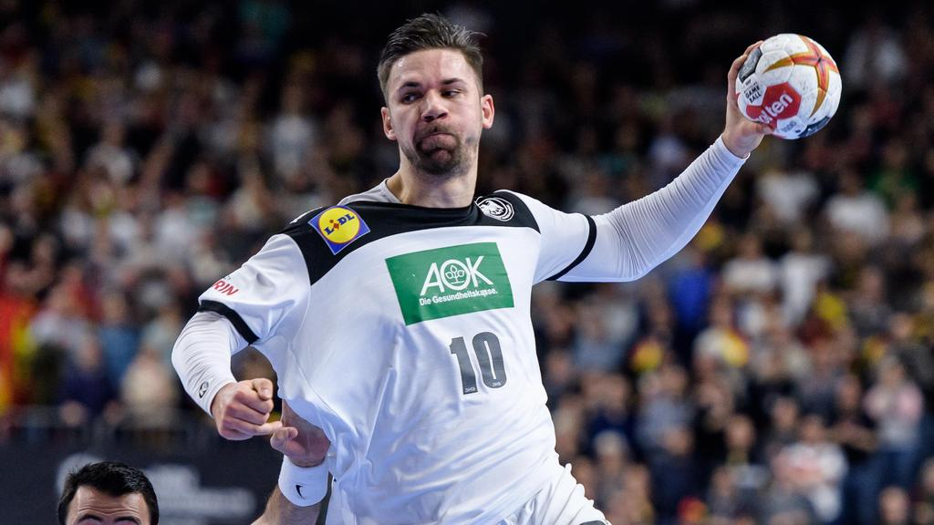 Fabian Wiede und Co. haben mit Norwegen einen starken Gegner vor der Brust