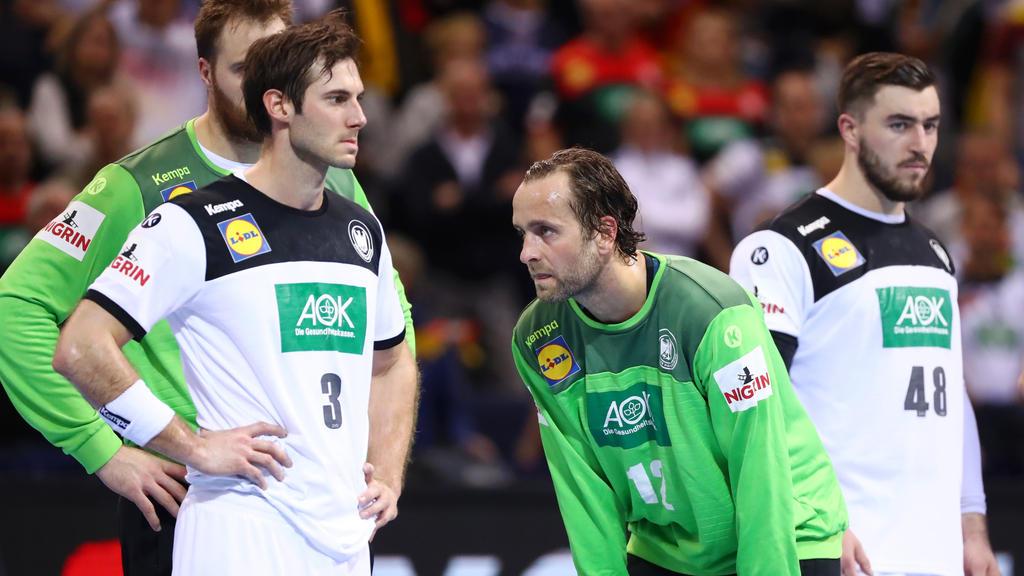 Deutschland verliert Halbfinale der Handball-WM gegen Norwegen