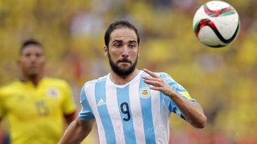 Beendet seine Karriere in der argentinischen Nationalmannschaft: Gonzalo Higuaín