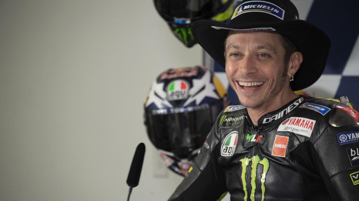 Valentino Rossi lobt die Arbeit in der Moto2