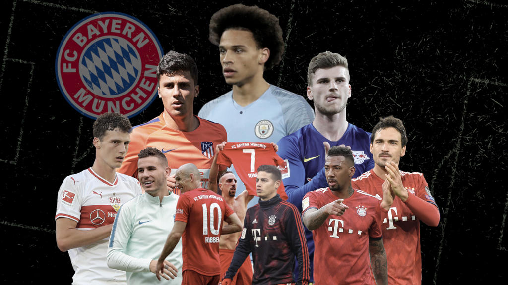 Fc Bayern Abgänge