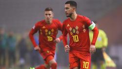Eden Hazard traf in Russland doppelt und bereitete einen weiteren Treffer vor