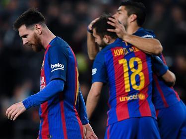 Messi, Suárez y Neymar ya están de vacaciones. (Foto: Getty)