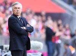 Gilt in Italien als Wunschlösung für den Posten des Nationaltrainers: Carlo Ancelotti