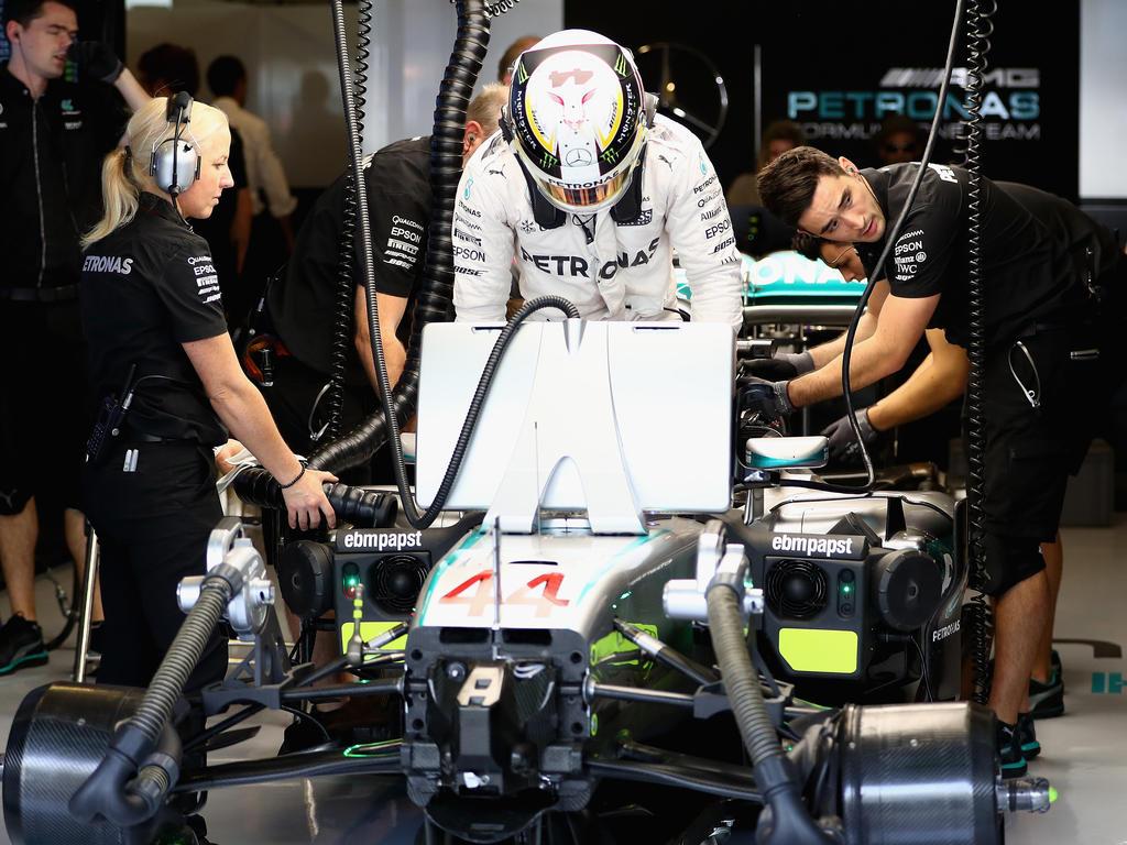 Lewis Hamilton will seinen Boliden häufiger am Limit bewegen