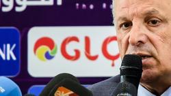 Ägyptens Verbandspräsident Hani Abu Rida