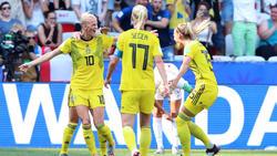 Versöhnlicher Abschluss für Schweden