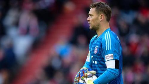 Manuel Neuer bekam Rückenwind von seinem Cheftrainer Niko Kovac