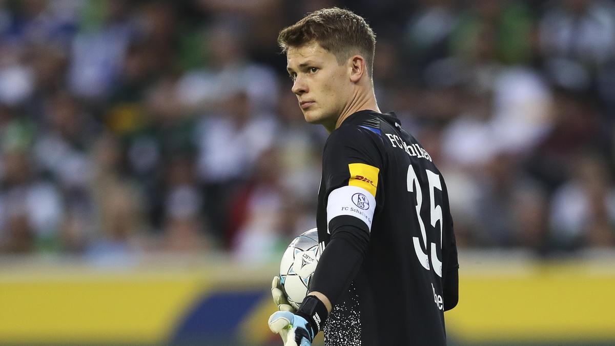 Verlässt Alexander Nübel den FC Schalke 04 und wechselt zum FC Bayern?
