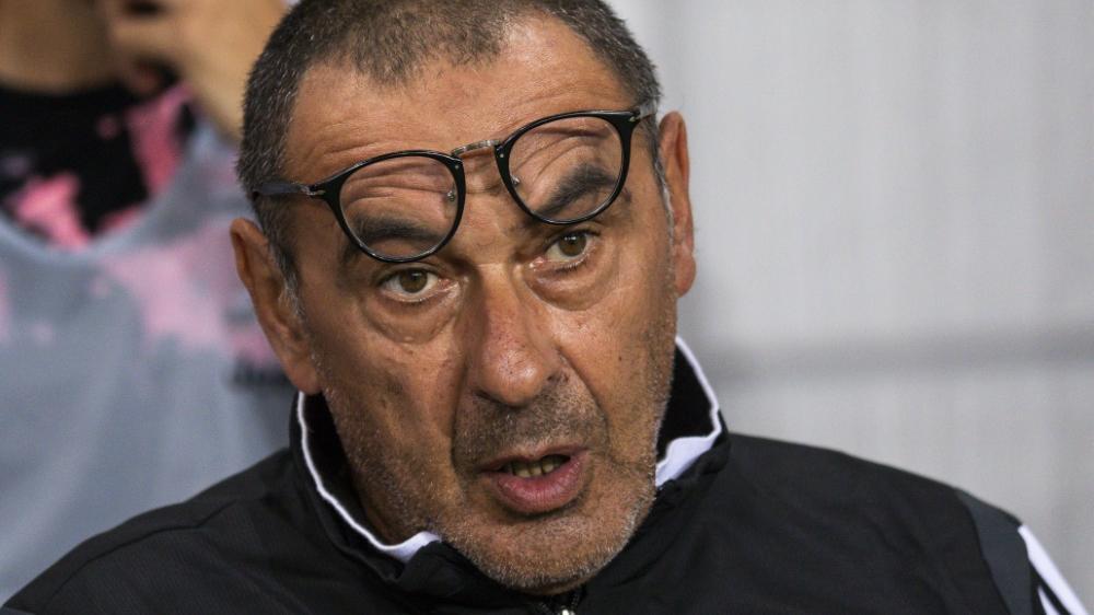 Maurizio Sarri hat seine Lungenentzündung überstanden