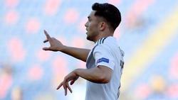 Erstmals für die Nationalmannschaft nominiert: Nadiem Amiri
