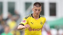 Tobias Raschl erzielte den Siegtreffer für den BVB