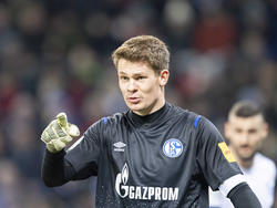 Alexander Nübel cambiará de camiseta en verano.