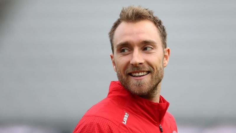 Zurück in Italien, wo er nicht mit einem Defibrillator spielen darf: Der Däne Christian Eriksen