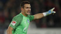 Martin Fraisl ist beim FC Schalke 04 inzwischen die Nummer eins