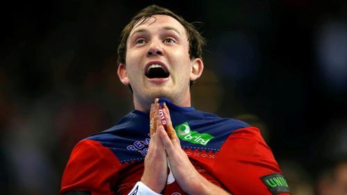 Sander Sagosen erzielte 65 Tore bei der EM: Rekord