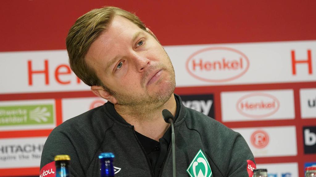 Florian Kohfeldt übt harsche Kritik an der DFB-Regelauslegung