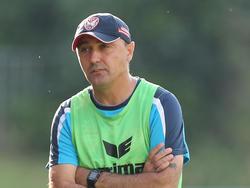 Vladimir Petrović wird jetzt wieder Co-Trainer beim KSV