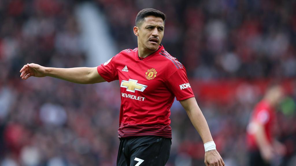 Alexis Sánchez hat bei ManUnited noch Vertrag bis 2022