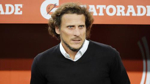 Nach nur acht Monaten entlassen worden: Diego Forlán