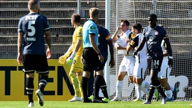 FC St. Pauli blamiert sich im DFB-Pokal