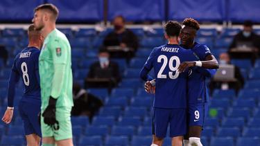 Kai Havertz erzielte drei Treffer für den FC Chelsea